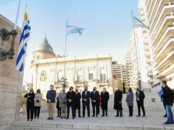 Fiesta Nacional de la República Oriental del Uruguay el 25 de agosto
