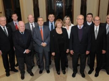 Cena de Bienvenida a los nuevos Colegas del Cuerpo Consular de Rosario